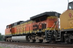 BNSF 4445